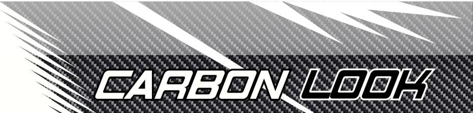 Grafica CARBON LOOK