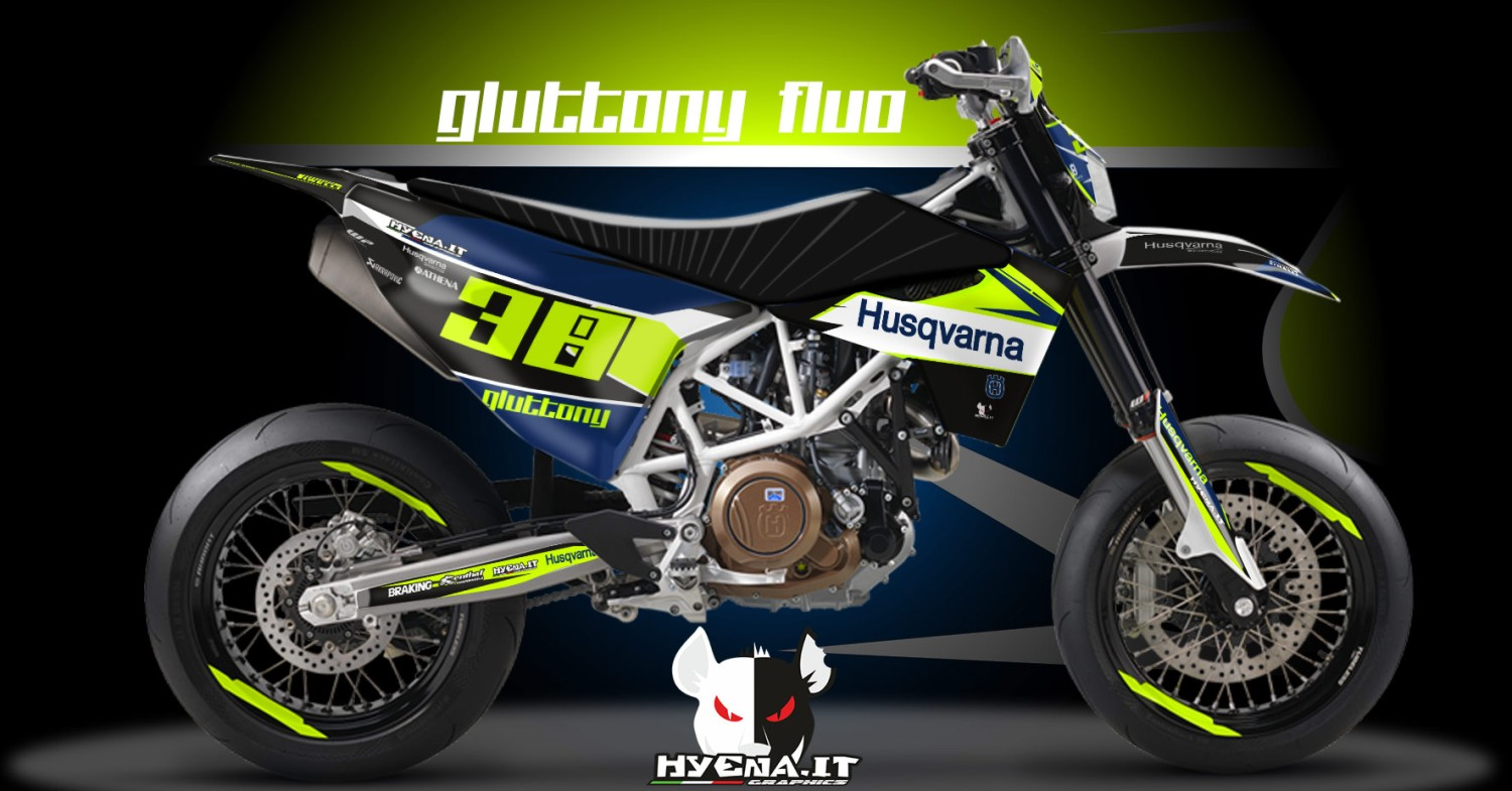 aufkleber k hlerschutz husqvarna 701 supermoto 2018. Black Bedroom Furniture Sets. Home Design Ideas